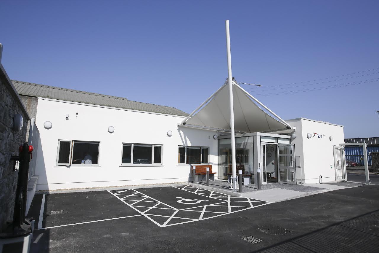 New Dublin Port Seafarers' Centre