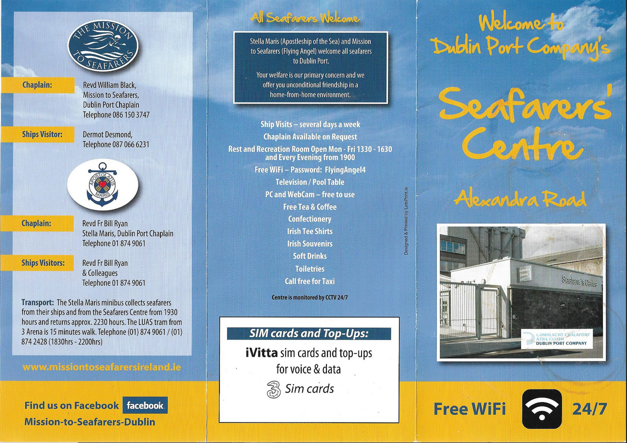 Mission to Seafarer's Information Leaflet